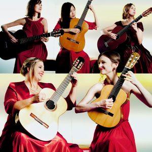 Music in Lanark - Gitarrissima