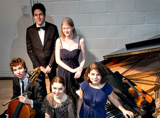 Music in Lanark - Yehudi Menuhin School Ensemble