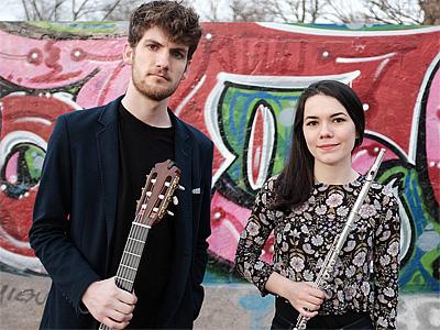 Music in Lanark: Rosewood Due, Classical Guitar and Flute