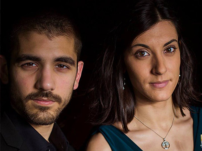 Turquoise Duo, Piano and Oboe: Music in Lanark