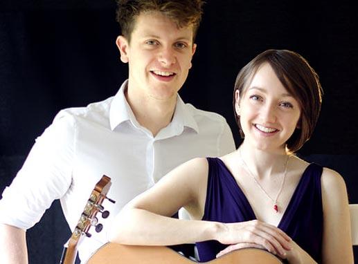 Music in Lanark: Roth Guitar Duo