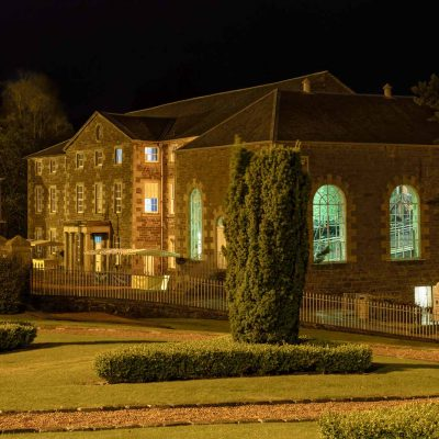 Music in Lanark: The Institute, New Lanark