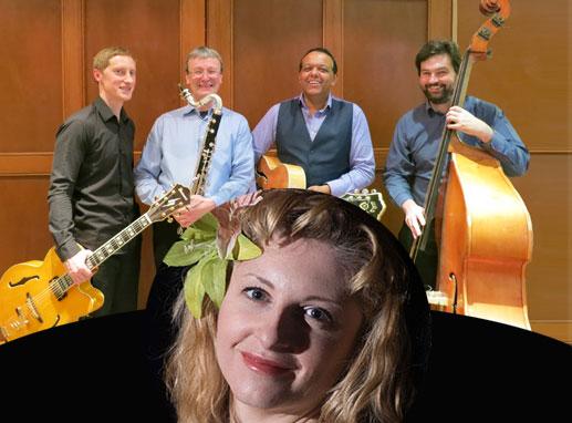 Music in Lanark: Dave Lee Swingtet and Alison Affleck