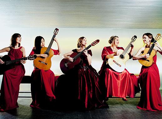 Music in Lanark: Gitarrissima