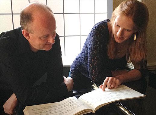 Music in Lanark: Lisney Briggs