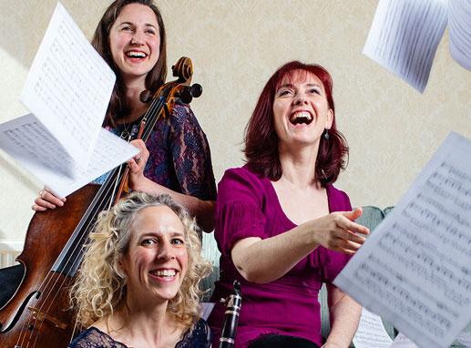 Music in Lanark: Trio Ecossaise