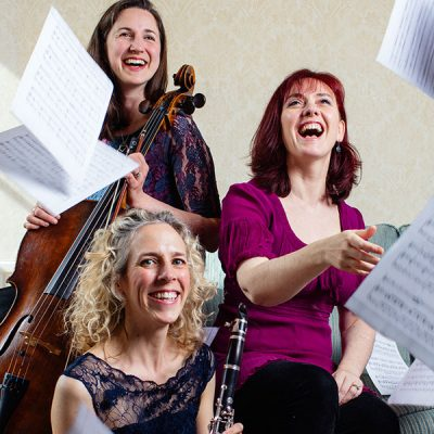 Music in Lanark: Trio Ecossaise