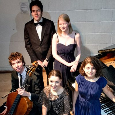Music in Lanark: Yehudi Menuhin School Ensemble