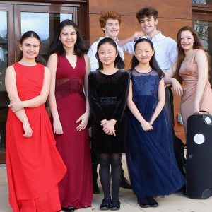 Music in Lanark: Yehudi Menuhin School Ensemble 2018