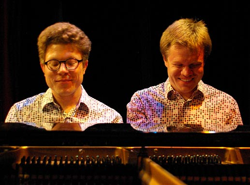 Music in Lanark: Duo B!zart
