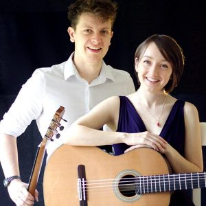 Music in Lanark: Roth Guitar Duo