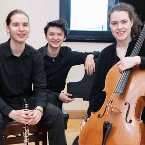 RCS Clarinet Trio - Music in Lanark