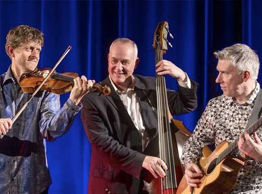 Tim Kliphuis Trio - Music in Lanark