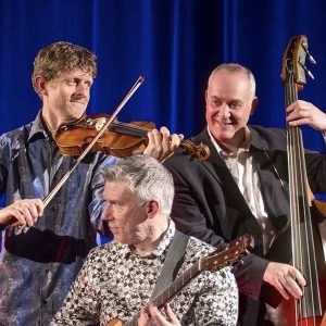 Tim Kliphuis Trio - Music in Lanark