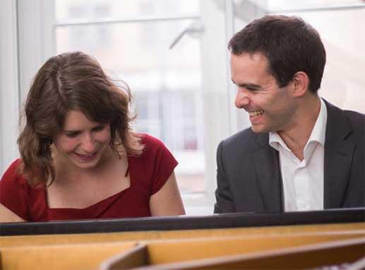Willshire Piano Duo - Music in Lanark
