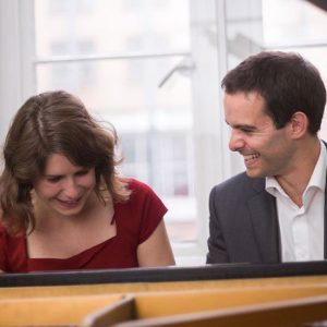 Willshire Piano Duo - Music in Lanark