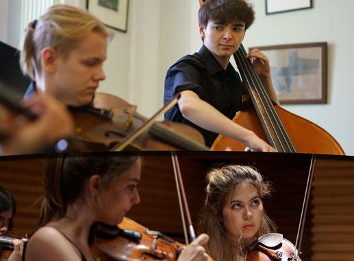 Music in Lanark: Yehudi Menuhin School Ensemble 2021