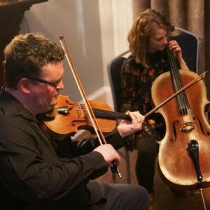 Alastair Savage and Alice Allen - Music in Lanark