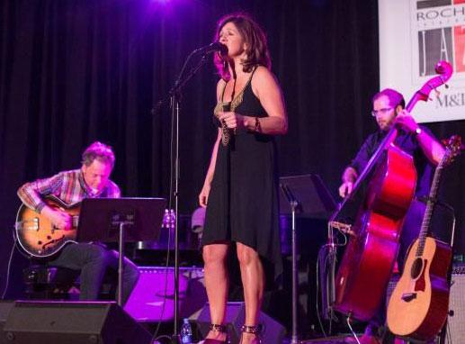 Lorna Reid Sextet - Music in Lanark