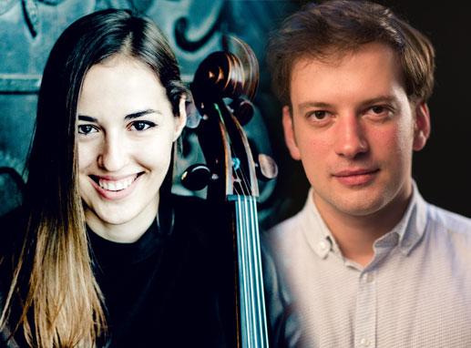 Yoanna Prodanova and Mihai Ritivoiu - Music in Lanark